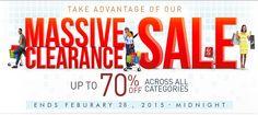 Mega Summer Clearance Sale Shop Today: http://www.elanlinen.com.au/