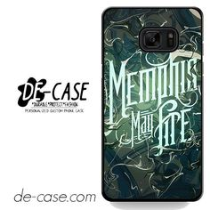 Memphis May Fire Center Camera DEAL-7026 Samsung Phonecase Cover For Samsung Galaxy Note 7