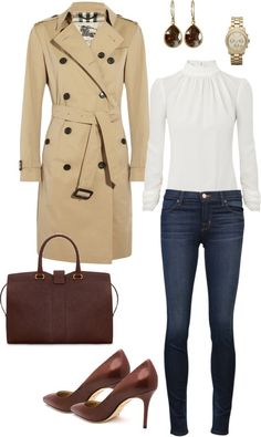 Looks com trench coat | Classic, why not?