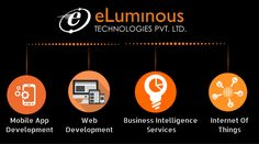 eLuminous Technologies is an Indian company that delivers state-of-the-art Web Development, Mobile Apps & Virtual Assistance & SEO Solutions to clients in USA, Europe and around the globe.