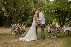 A Rustic & Casual Garden Wedding   UK Wedding blog   DIY wedding blog   Bespoke-Bride: Wedding Blog