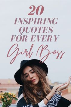 20 Inspiring and Motivating Quotes for Every Girl Boss | Inspirational Quotes Positive | Words of Wisdom | Inspiring Quotes About Life | Words of Encouragement Hard Times | Inspirational Quotes Motivation for Women Truth Quotes, Wisdom Quotes, Quotes To Live By, Life Quotes, Positive Words, Quotes Positive, Daily Inspiration Quotes, Daily Quotes, Uplifting Quotes
