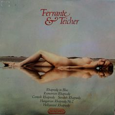 Best of Naked Lady Vintage Album Covers