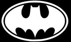 :) Frank Miller, George Clooney, Superhero Movies, Superhero Logos, Logo Batman, Batman 2, Joker Tumblr, Wall Decals, Vinyl Decals