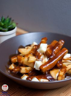 Give me all the POUTINE.