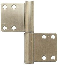 Large Stainless Steel Flag Hinges