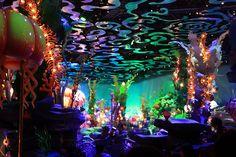 Tokyo Disney Resort, Tokyo Disneyland, Mermaid Under The Sea, The Little Mermaid, Disney Theme, Disney Art, Absolute Duo, Tokyo Disneysea, Mermaid Lagoon