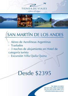 Tarifa final por persona en base doble expresada en pesos argentinos. Paquete válido para viajar hasta el 30/11/2012 (no válido para feriados).No incluye gastos administrativos.