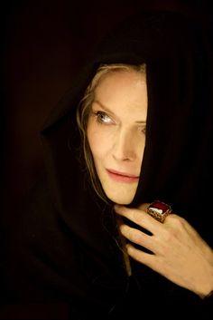 Michelle Pfeiffer . . .