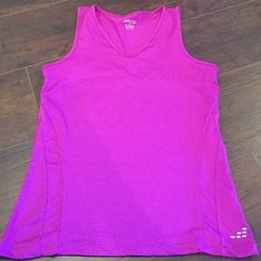 BCG purple tank top Academy brand athletic tank top. Spandex, polyester blend. Great condition. BCG Tops Tank Tops