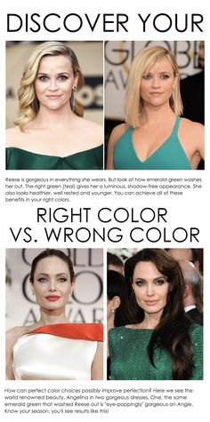 Choosing the right shade, tone and color saturation of any color can make you look younger and healthier. See for yourself! Shadow F, Color Quiz, Color Me Beautiful, Look Younger, Draping, Healthy, Art, Art Background, Kunst