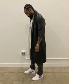 """1,513 Likes, 28 Comments - @jerrylorenzo on Instagram: """"the #fifthcolletion overcoat in leather... #studiofittings"""""""