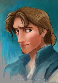Flynn Rider #Tangled