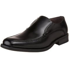 Bass Men's Ashbury Slip-On -                     Price: $  59.95             View Available Sizes & Colors (Prices May Vary)        Buy It Now      Go for refined style with the Bass Ashbury slip-on shoe. This men's dress shoe features a leather upper with a classic squared-toe design; elastic goring provides a...
