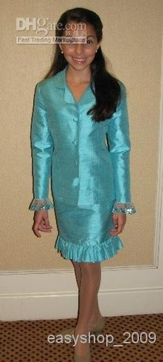 Beautiful girls pageant interview suit / dress | Interview suits ...