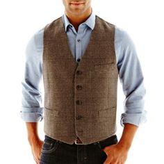Men's vest for Rachel's wedding