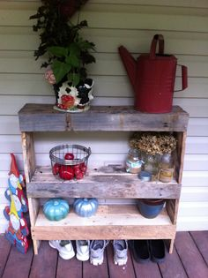 46 Best Pretty Pallet Projects Images On Pinterest Woodworking