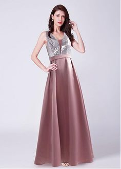 37a0906e378 Fascinating V-neck Neckline A-line Evening Dresses Prom Dresses 2019. Custom  Made ...