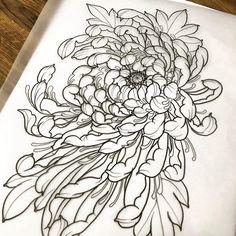 Flower Of Life Tattoo, Japanese Flower Tattoo, Japanese Tattoo Designs, Japanese Sleeve Tattoos, Japanese Flowers, Flower Tattoo Designs, Black Ink Tattoos, Rose Tattoos, Flower Tattoos