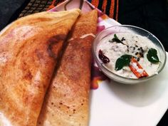 Masala Dosa (Dosa stuffed with cooked vegetables) | Pamper your taste buds...!