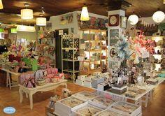 Vista de nuestra tienda. En calle Mayor 42 de Garrucha (Almería) y en www.indalonaturacosasbonitas.es