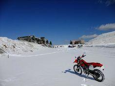 真っ白 | XR250 | Rider's Voice | Honda