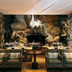 Asheville grove park inn and area restaurants