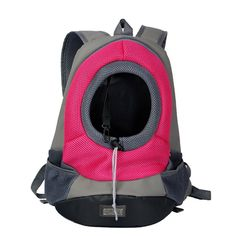 Kathsun Breathable Double Shouder Dog Cat Pet Carrier Backpack Dog Travel Carrier front Head out dog Carrier for Biking, Hiking, Trip, Shopping *** Find out more about the great product at the image link. (This is an affiliate link) #MyCat
