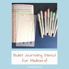 This one is for the Mildliner lovers. Divide your bullet journal page quickly using your Mildliners and this stencil. Form and function meet right here. * #bulletjournallove #bulletjournalcommunity February Bullet Journal, Bullet Journal Spread, Bullet Journal Layout, Bullet Journal Inspiration, Time Management Techniques, Journal Pages, Journal Ideas, Thick And Thin, Bujo