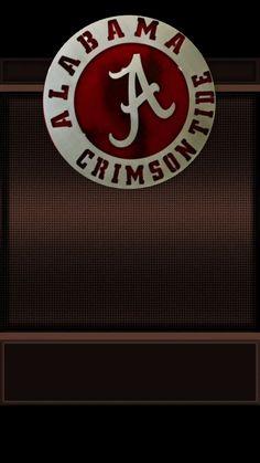 Crimson Tide Football, Alabama Football, Alabama Crimson Tide, Alabama Wallpaper, Football Wallpaper, Sports Wallpapers, Roll Tide, Chicago Cubs Logo