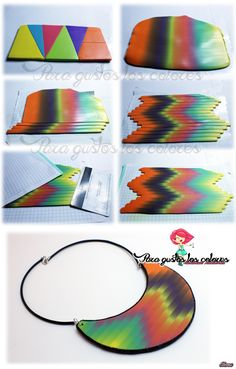 another look at Bargello. Just this picture. #Polymer #Clay #Tutorials