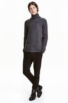 カシミヤブレンドセーター | H&M