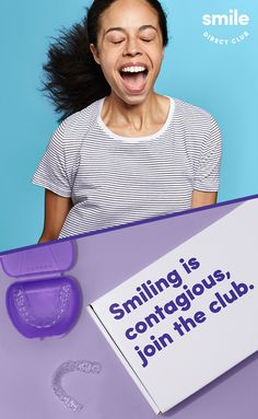Fix your smile and save thousands of dollars. Use SmileDirectClub and get started with your free smile assessment today!