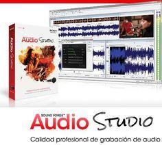 Sound Forge Audio Studio 10.0 Build 283 WiN  P2P | August 24 2016 | 151 MB Sound…