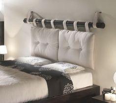 Originelle Ideen Für Bett-Kopfteile Bzw. -Rückwände | Wohnen, Schlafzimmer