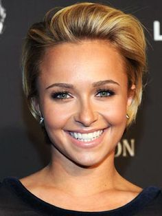 Hayden Panettiere - short and casually sweet