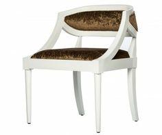 Luna Chair, White