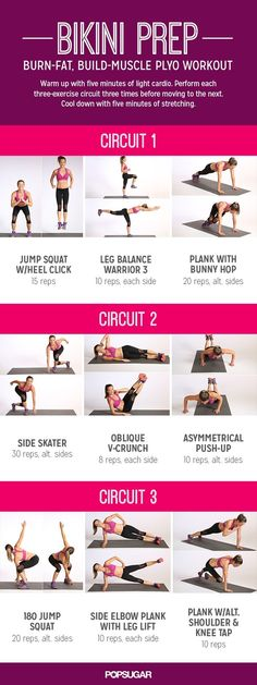 burn fat build muscle pylo workout | Posted By: NewHowToLoseBellyFat.com