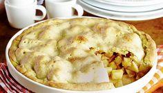 Apple pie - amerikkalainen omenapiirakka - K-ruoka