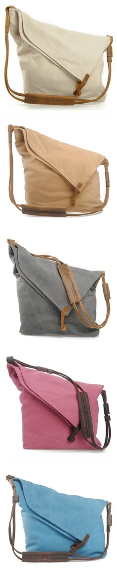 I love messenger bags! More