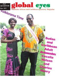 global-eyes-magazine-summer-edition-2013 by Cascard Archer via Slideshare