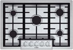Bosch NGM8055UC 800 30″ Stainless Steel Gas Sealed Burner Cooktop  Check It Out Now     Too low to display    The 30 five-burner gas cooktop is an award wining product that offers the ability to cook more dishes at  ..  http://www.appliancesforhome.top/2017/03/16/bosch-ngm8055uc-800-30-stainless-steel-gas-sealed-burner-cooktop/
