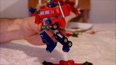 Hallmark Keepsake Optimus Prime Ornament - GotBot True Review NUMBER 215
