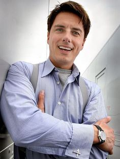 John Barrowman, one of the best captains I know.