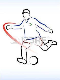 les gens jouent au football photo Black And White Drawing, Laser, Silhouette Cameo, Stained Glass, Corner, Walls, Craft, Drawings, Sports