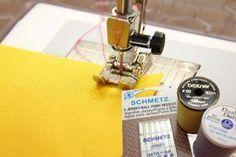 Как шить трикотаж без пропусков и петляния