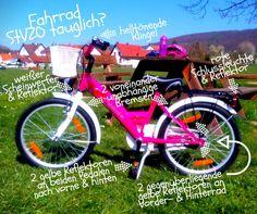 Kinderfahrrad verkehrssicher? #Ausstattung #Sicherheit #Fahrrad #Kinderfahrrad #Radfahren #fahrradzubehör