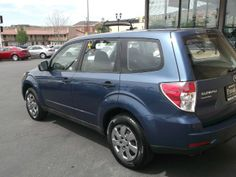 2012 #Subaru #Forester 2.5X AWD 4dr Wagon 5M - $19,990  #PremierCarandTruck #CarandTruck #Car #Truck #StGeorge #Utah #CarDealer  #CarDealership #UsedCarDealer #UsedCarDealership