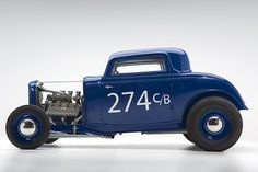 Hot rods are rarely done right. Like this.