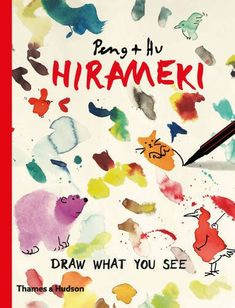Book Review: Hirameki: Draw What You See! | Parka Blogs